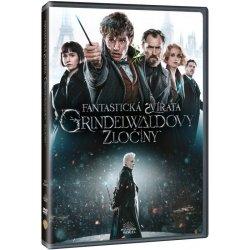 Fantastická zvířata - Grindelwaldovy zločiny -  DVD /plast/