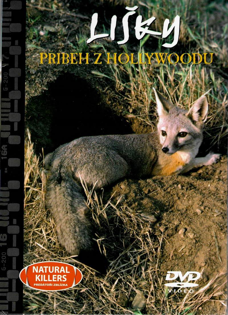 Lišky - Příběh z Hollywoodu - DVD + brožura