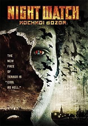Night Watch - v originálním znění bez CZ titulků - DVD /plast/