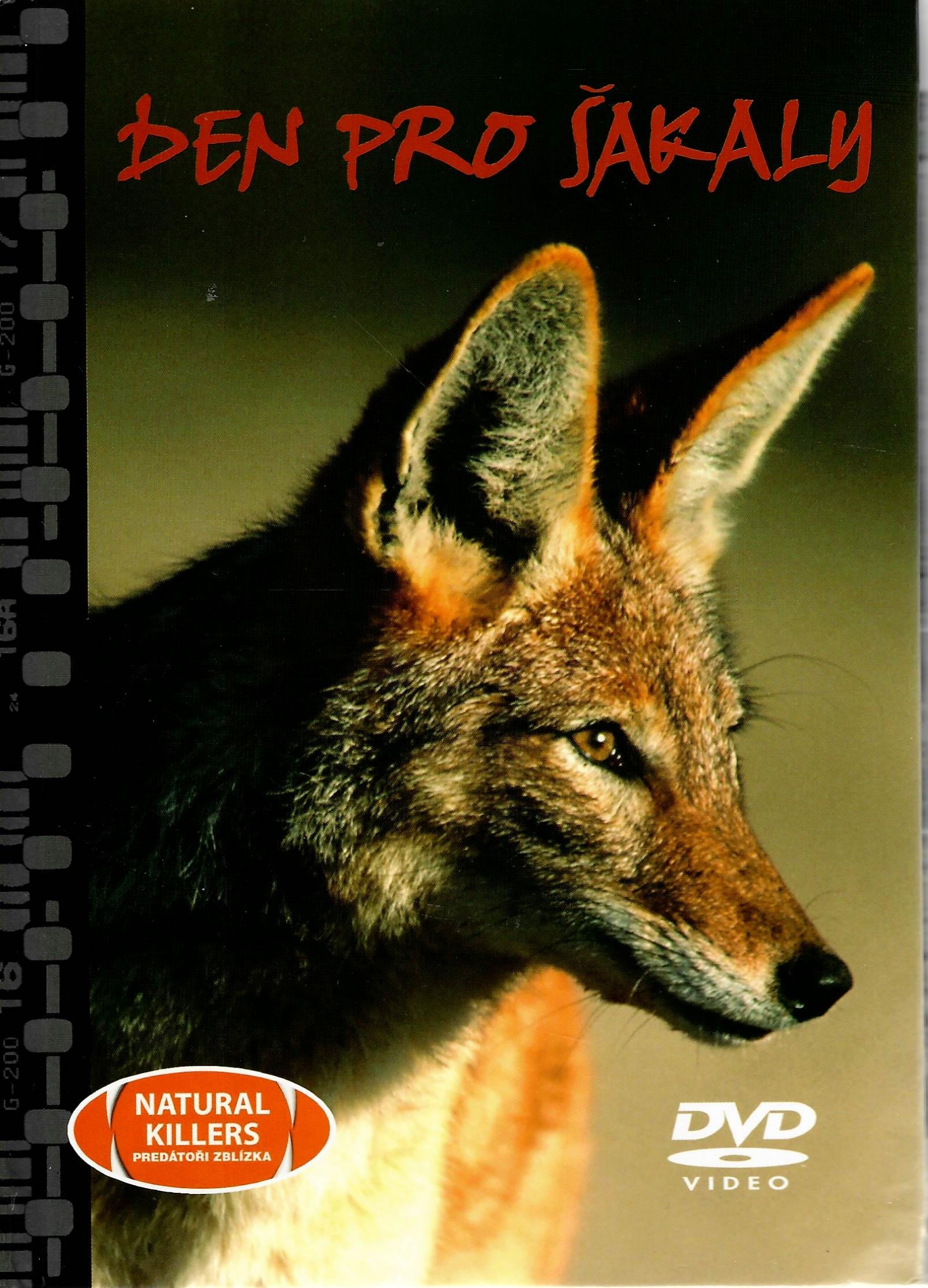 Den pro šakaly - DVD + brožura
