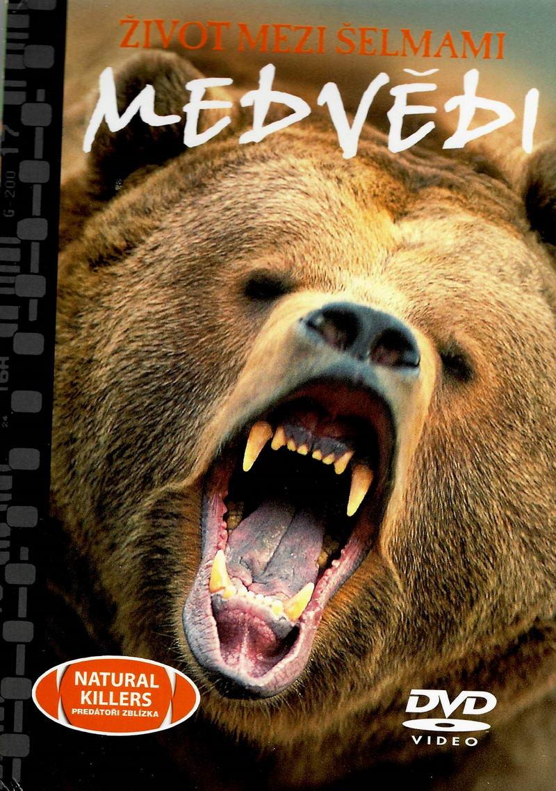 Život mezi šelmami - Medvědi - DVD + brožura