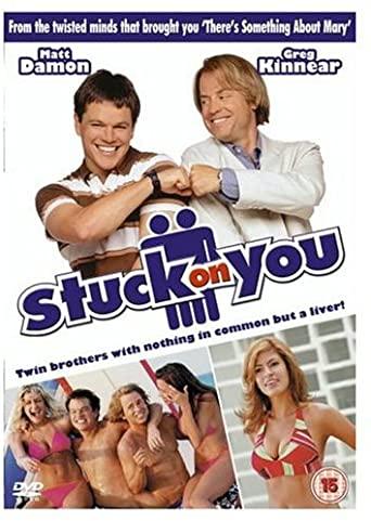 Stuck on you - v originálním znění bez CZ titulků - DVD /plast/