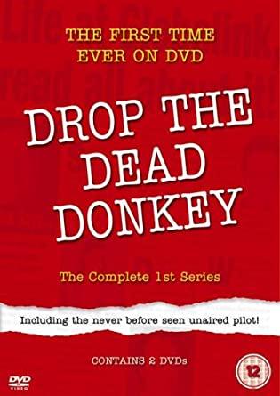 Drop The Dead Donkey - The Complete 1st Series - v originálním znění bez CZ titulků - 2xDVD /plast/
