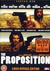 The Proposition - 2Disc Special Edition - v originálním znění bez CZ titulků - 2xDVD /plast/