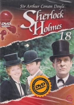 Sherlock Holmes 18 - Mistr mezi vyděrači - v originálním znění s CZ titulky - DVD /slim/