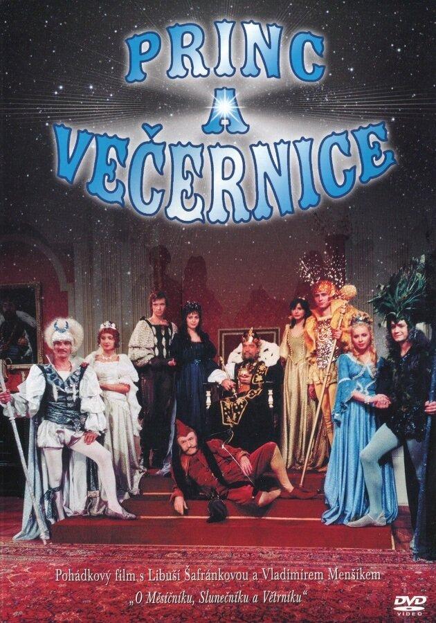 Princ a Večernice - DVD /pošetka/