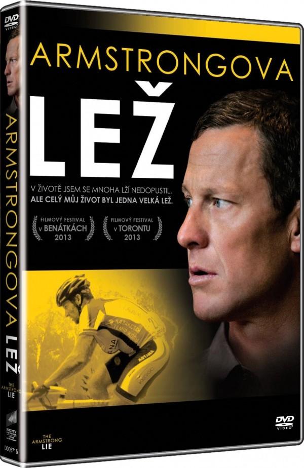 Armstrongova lež - v originálním znění s CZ titulky - DVD /plast/