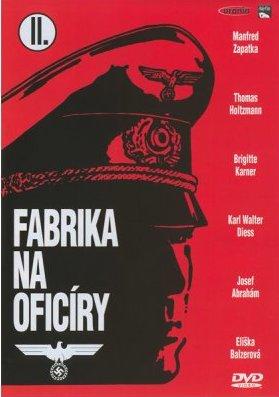 Fabrika na oficíry II. - DVD /plast/