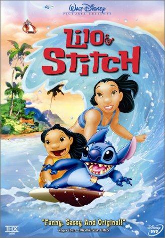 Lilo & Stitch - DVD /plast/