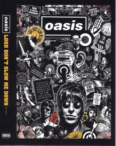 Oasis - Lord Don't Slow Me Down - 2xDVD /digipack v šubru/