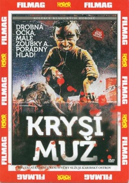 Krysí muž - DVD /pošetka//bazarové zboží/
