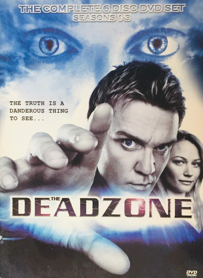 The Dead Zone - Season 1-3 - v originálním znění bez CZ titulků - 6xDVD /multi digipack v šubru/