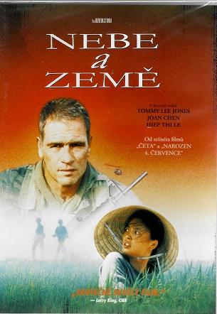 Nebe a Země ( plast ) DVD