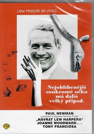 Návrat Lew Harpera ( originální znění, titulky CZ ) plast DVD