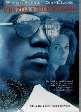 Vražda v Bílém domě ( plast ) DVD