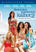 Sesterstvo putovních kalhot 2 ( plast ) DVD