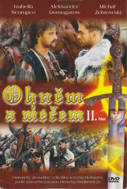 Ohněm a mečem II. - DVD