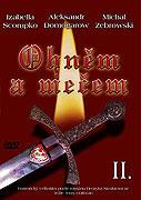Ohněm a mečem II. - plast/slim - DVD