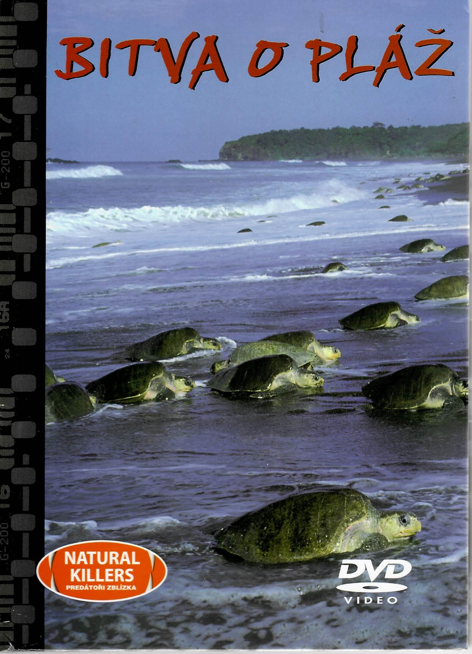 Bitva o pláž - DVD + brožura