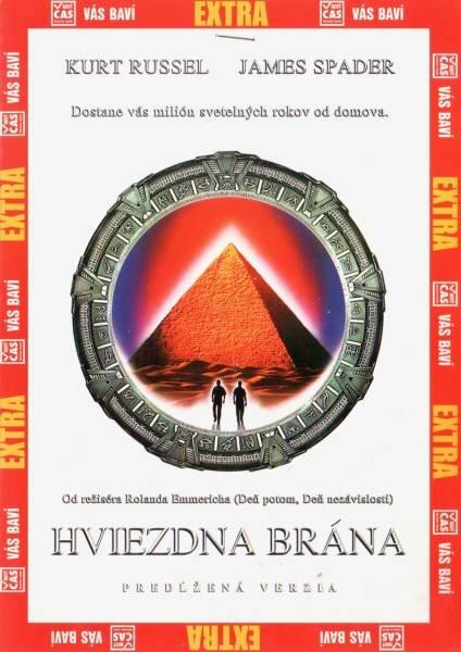 Hvězdná brána - DVD