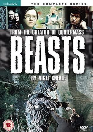 Beasts - The Complete Series - v originálním znění bez CZ titulků - 2xDVD /plast/