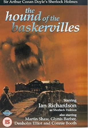 The Hound of the Baskervilles - v originálním znění bez CZ titulků - DVD /plast/