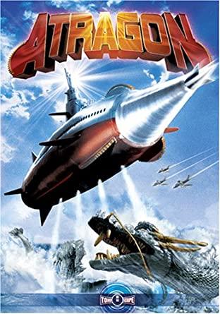 Atragon - v originálním znění bez CZ titulků - DVD /plast/