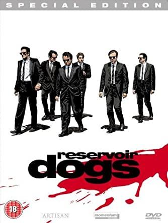 Reservoir Dogs - Special Edition - Woody Allen - v originálním znění bez CZ titulků - DVD /plast/