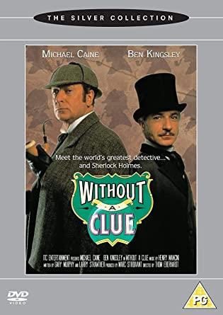 Without a Clue - The Silver Collection - v originálním znění bez CZ titulků - DVD /plast/