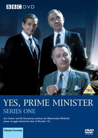 Yes, Prime Minister - Series One - v originálním znění bez CZ titulků - DVD /plast/