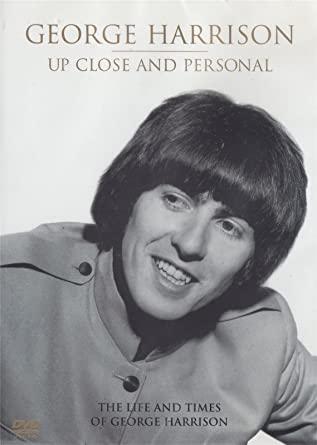 George Harrison - Up Close nad Personal - v originálním znění bez CZ titulků - DVD /plast/