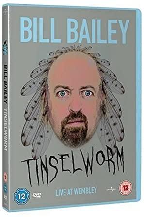 Bill Bailey - Tinselworm - v originálním znění bez CZ titulků - DVD /plast/
