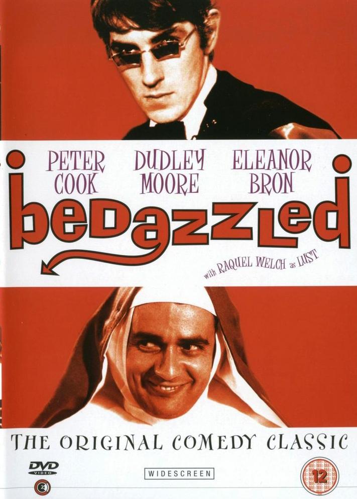 Bedazzled - The Original Comedy Classic - v originálním znění bez CZ titulků - DVD /plast v šubru/