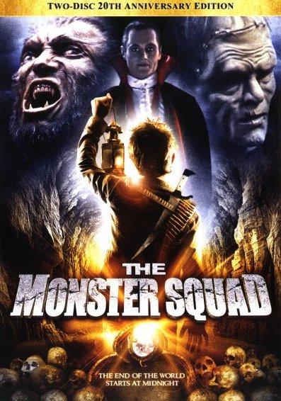 The Monster Squad - Two-Disc 20th Anniversary Edition - v originálním znění bez CZ titulků -2xDVD /plast v šubru/