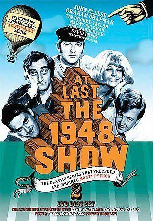 At Last The 1948 Show - 2 Disc Set - v originálním znění bez CZ titulků -2xDVD /plast v šubru/