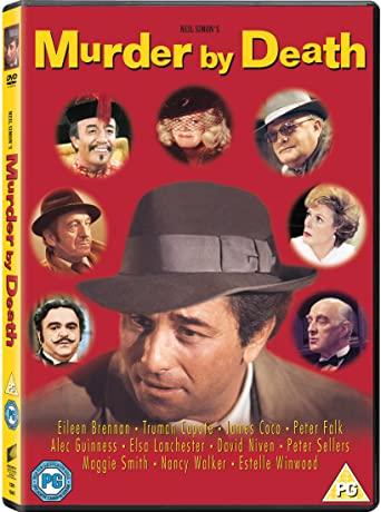 Murder by Death - v originálním znění s CZ titulky - DVD /plast/