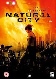 Natural City - v originálním znění bez CZ titulků - DVD /plast/