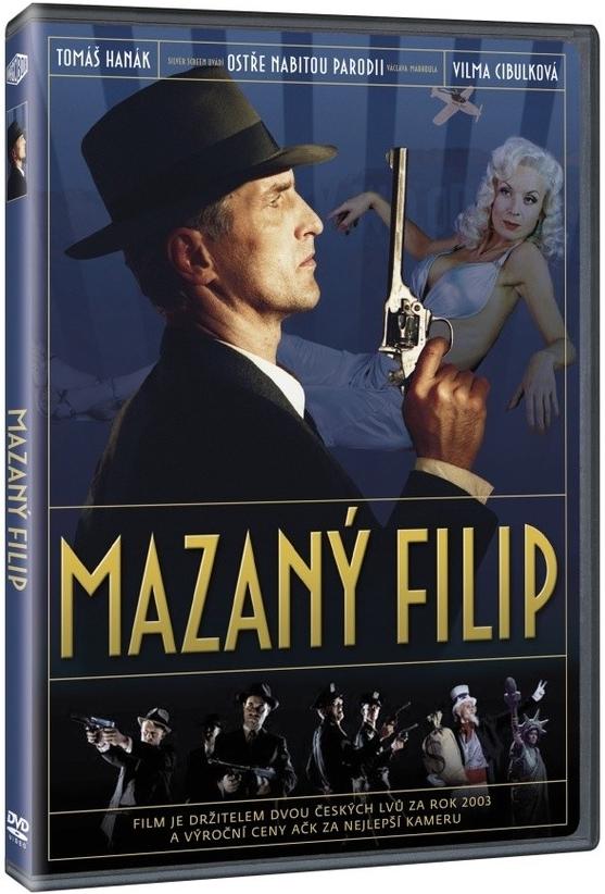 Mazaný Filip - DVD /plast/