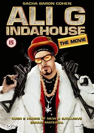 Ali G Indahouse - The Movie - v originálním znění bez CZ titulků - DVD /plast/