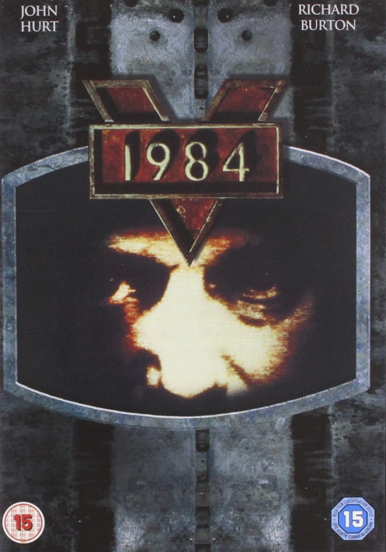 1984 - v originálním znění bez CZ titulků - DVD /plast/