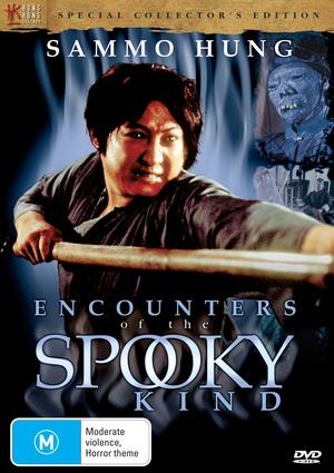 Encounters of the Spooky Kind - Special Collector's Edition - v originálním znění bez CZ titulků - DVD /plast/