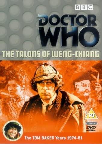 Doctor Who - The Talons of Weng-Chiang - v originálním znění bez CZ titulků - 2xDVD /plast/