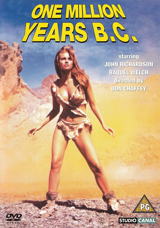 One Million Years B.C. - v originálním znění bez CZ titulků - DVD /plast/