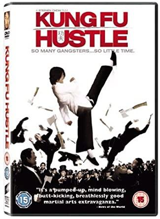 Kung Fu Hustle - v originálním znění bez CZ titulků - DVD /plast/