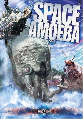 Space Amoeba - v originálním znění bez CZ titulků - DVD /plast/