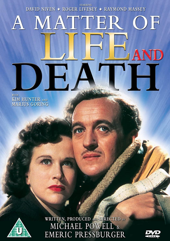 A Matter of Life and Death - v originálním znění bez CZ titulků - DVD /plast/
