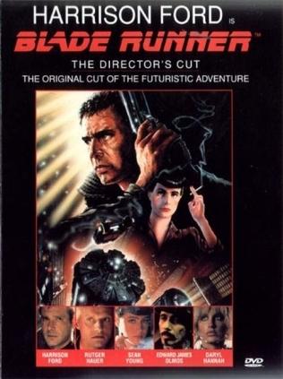 Blade Runner - v originálním znění bez CZ titulků - DVD /plast/