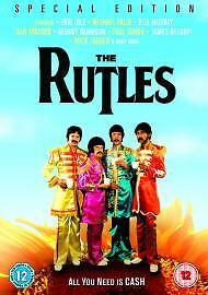 The Rutles - Special Edition - v originálním znění bez CZ titulků - DVD /plast/