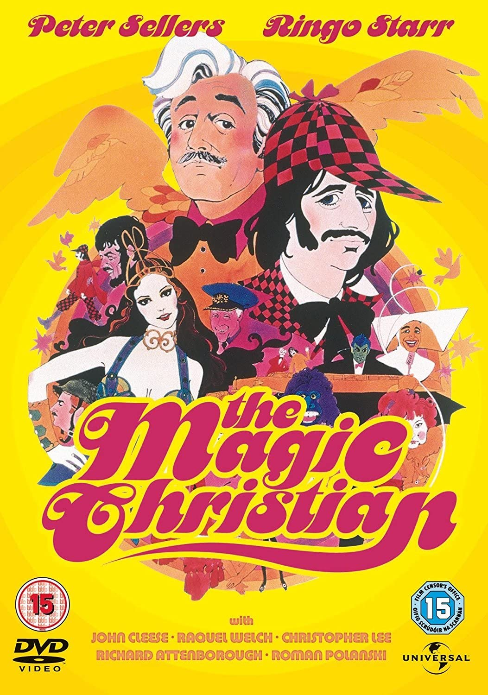 The Magic Christian - v originálním znění bez CZ titulků - DVD /plast/