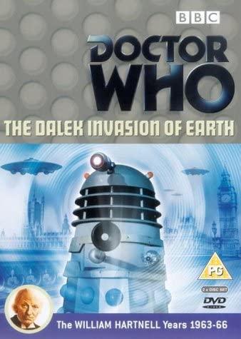 Doctor Who - The Dalek Invasion of Earth - v originálním znění bez CZ titulků -2xDVD /plast/